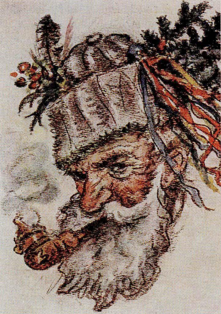 Šege in navade: Dedek Mraz vpisan v register nesnovne kulturne dediščine