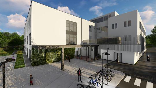 Vizualizacija, Arhitekt Ernst