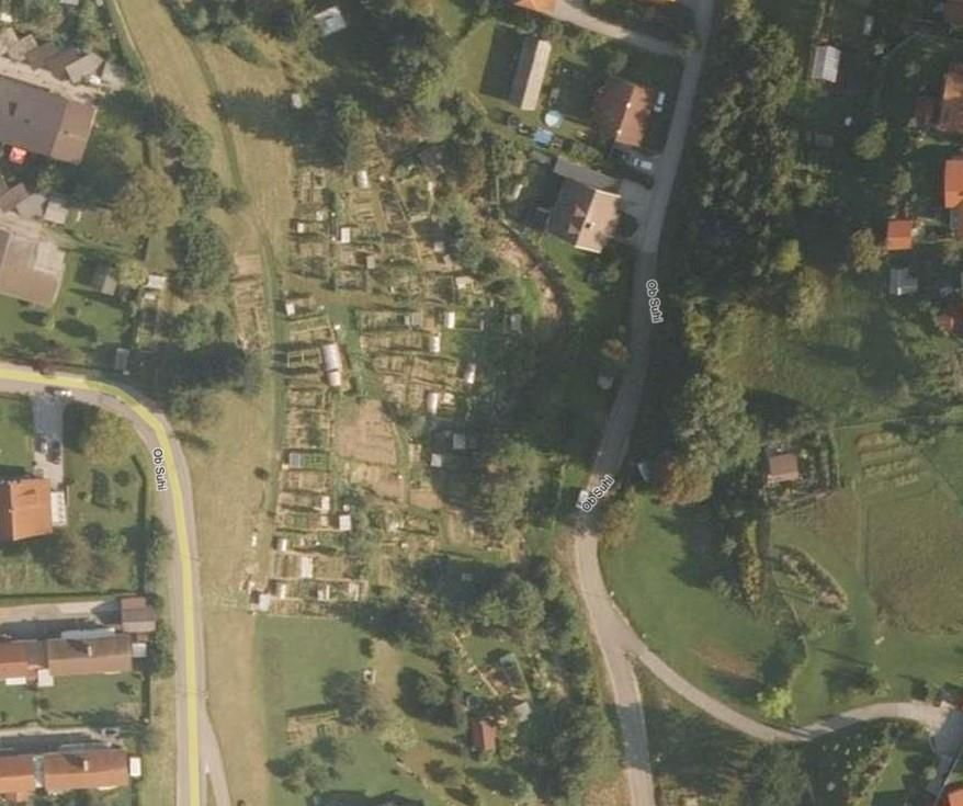Obvestilo najemnikom vrtičkov na področju Čečovje vzhod (Senica tumpf)