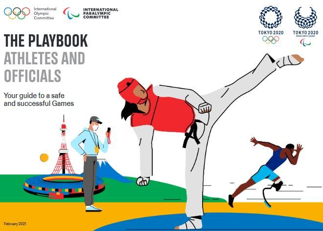 Tokijski prireditelji so predstavili pravila za olimpijce