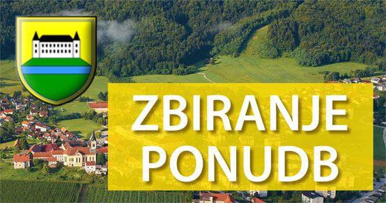 Zbiranje ponudb za izoliranje podstrešja Dom kulture Šešče