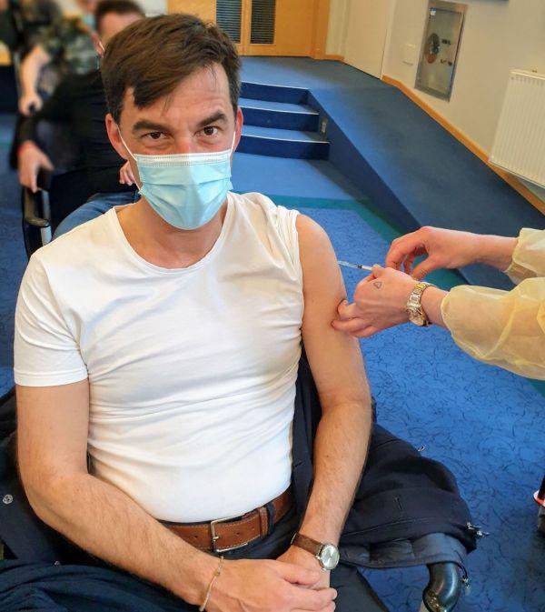 Cepljenje proti Covid-19 v ZD Jesenice
