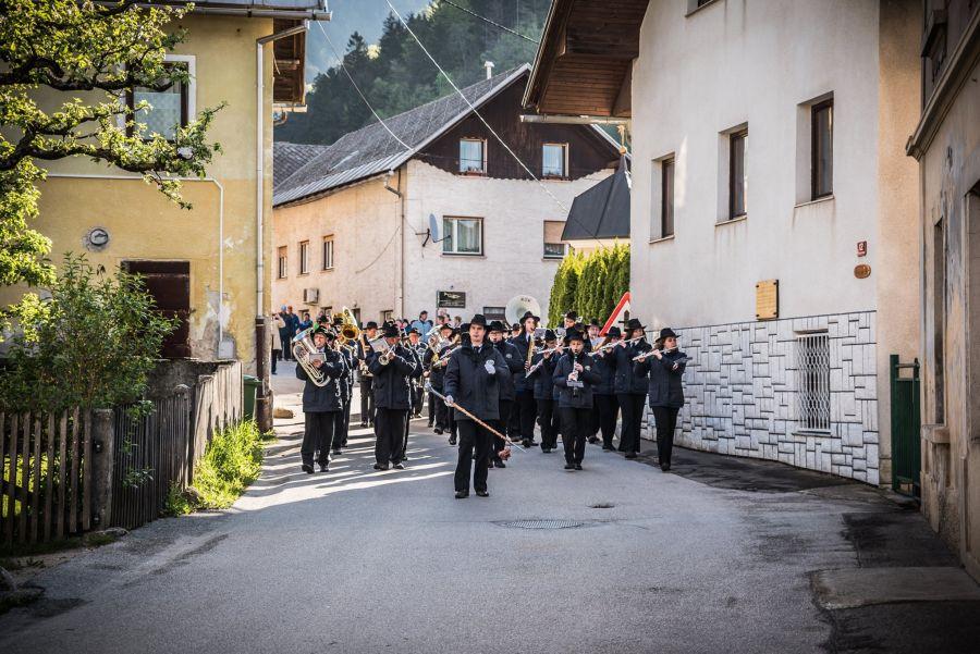 Foto: Pihalni orkester Jesenice-Kranjska Gora @orkesterjesenicekranjskagora