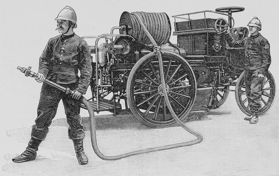 4. maj, mednarodni dan gasilcev