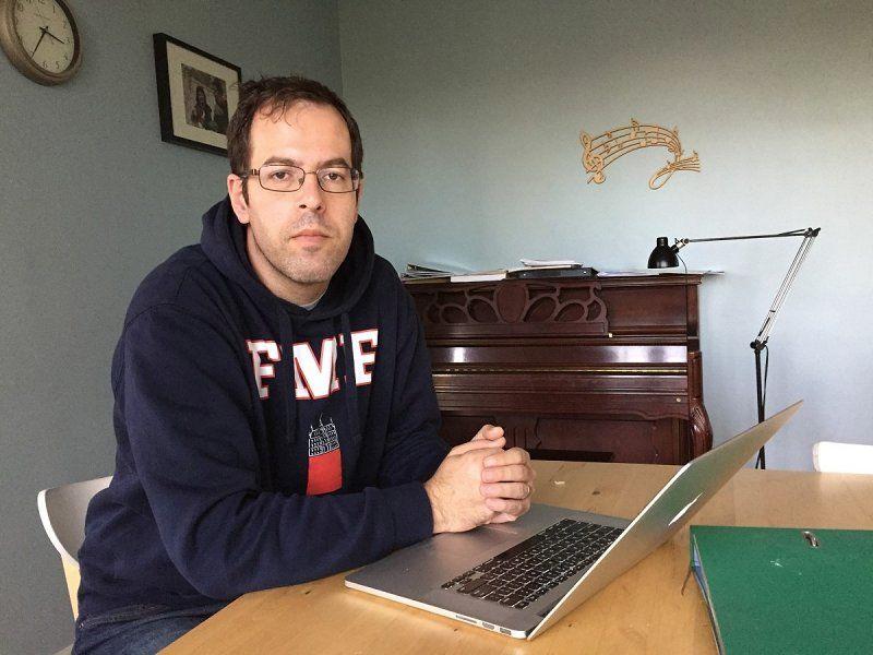 Dr. Jure Zupan je član SMUL in docent na Univerzi Cincinnati.  Foto: osebni arhiv