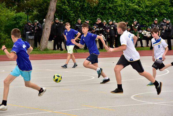 Tudi v ČS Polje imajo radi nogomet