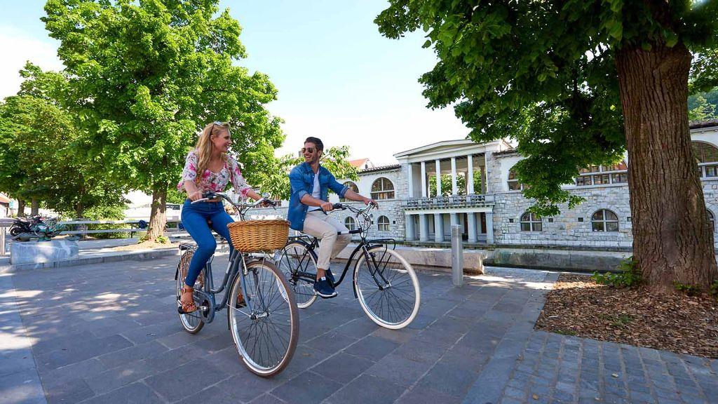 Ljubljana del Slovenia Green Gourmet Route