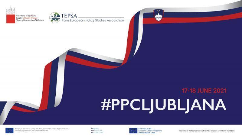 Spletna konferenca pred predsedovanjem Slovenije Svetu EU