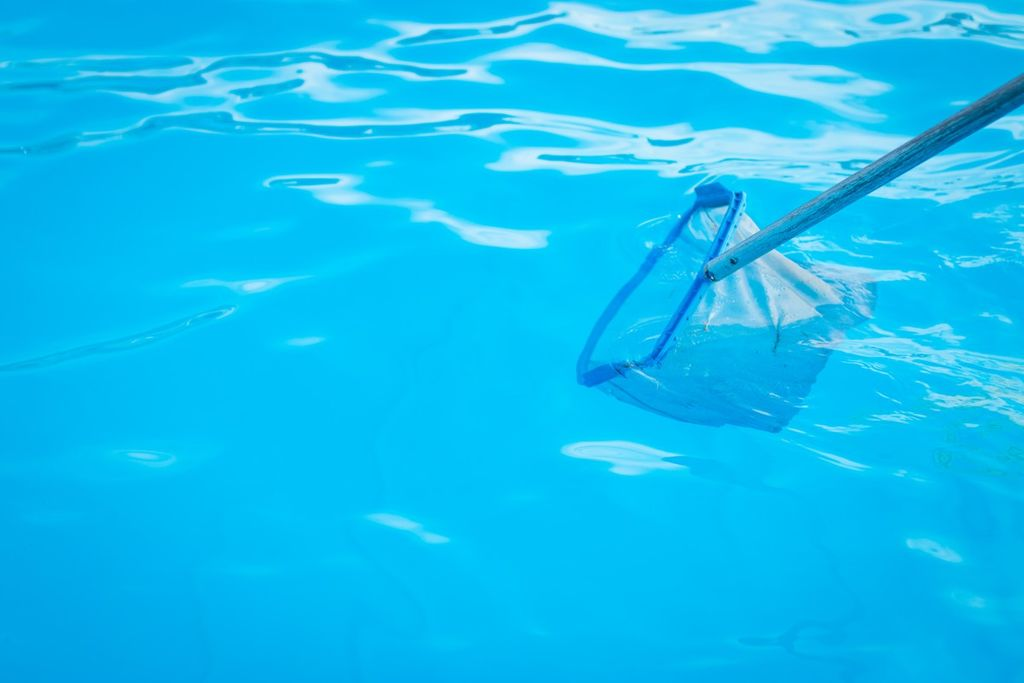 Kako vzdrževati vrtni bazen?