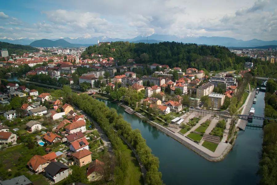Ljubljana nudi poslovno prijazno okolje