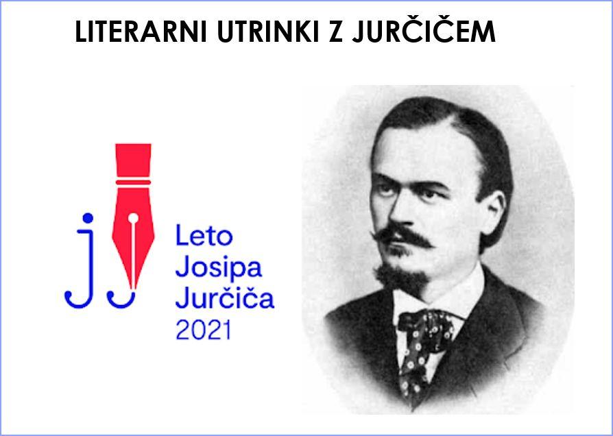 Literarni utrinki z Jurčičem