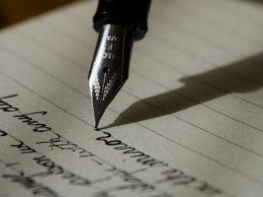 Delavnice kreativnega pisanja v septembru 2021