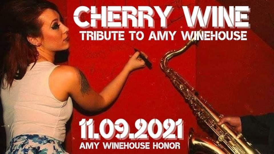 Glasbeni Breginj: Cherry wine tribute to Amy Winehouse