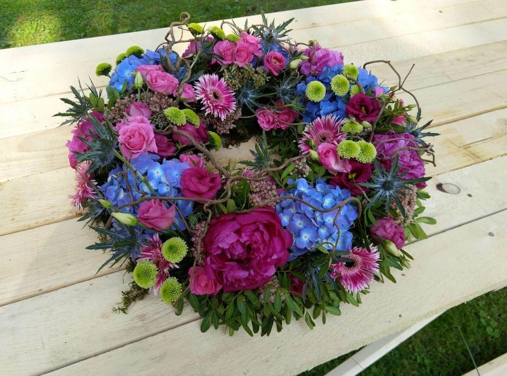 Tekmovanje mladih cvetličark/cvetličarjev v Mozirskem gaju