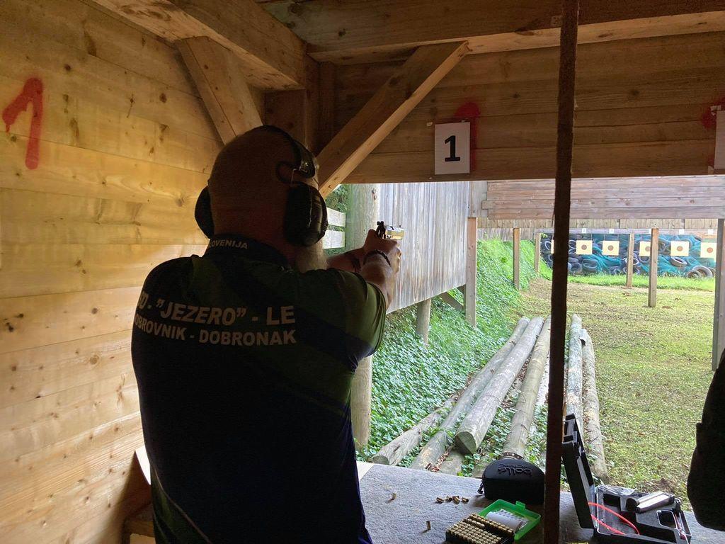 Prvenstvo v streljanju s pištolo velikega kalibra