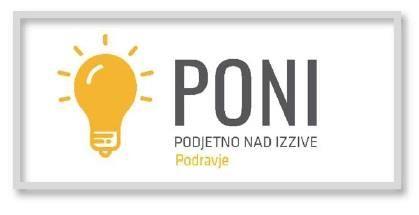 S projektom PONI v 4. mesecih do lastnega podjetja!