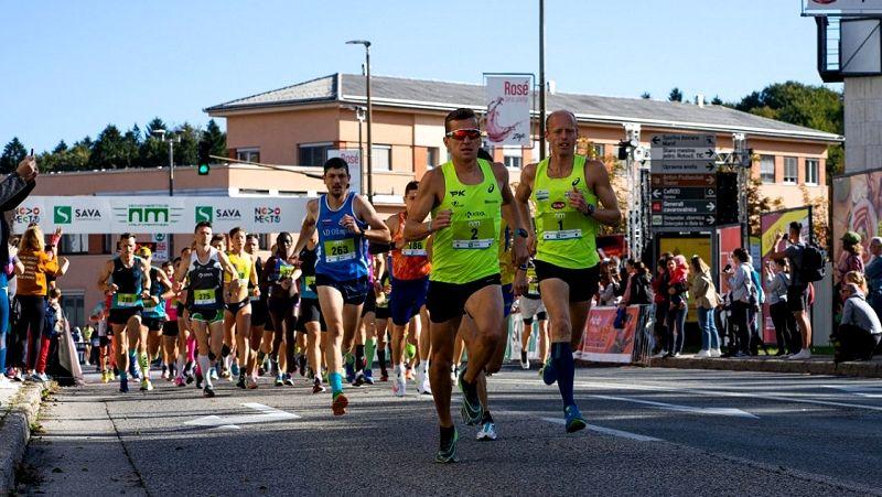Novomeški polmaraton le teden dni stran
