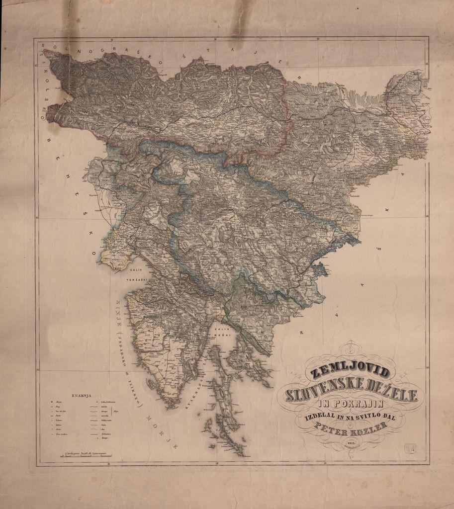 Kartografski zakladi slovenskega ozemlja