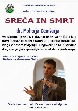 Seminar za zdravo, uspešno in srečno življenje