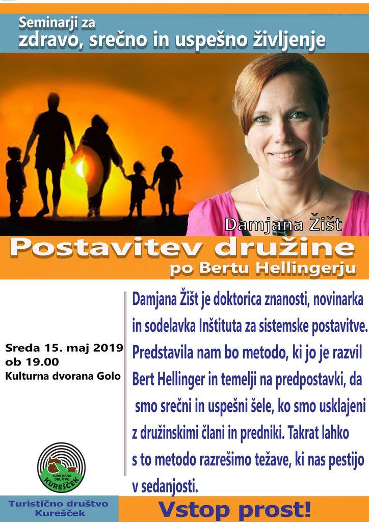 Seminarji za zdravo srečno in uspešno življenje