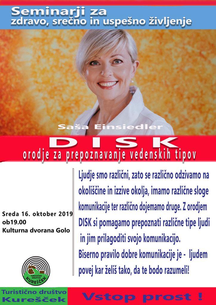 Seminarji za zdravo, srečno in uspešno življenje