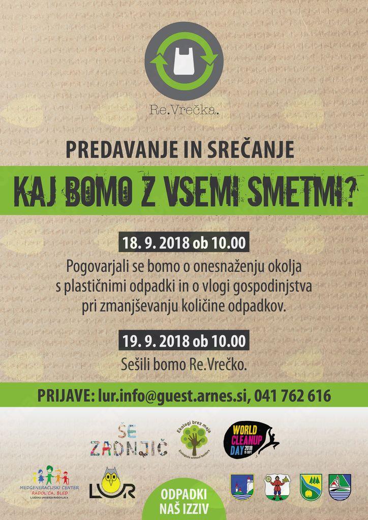 Očistimo Slovenijo 2018