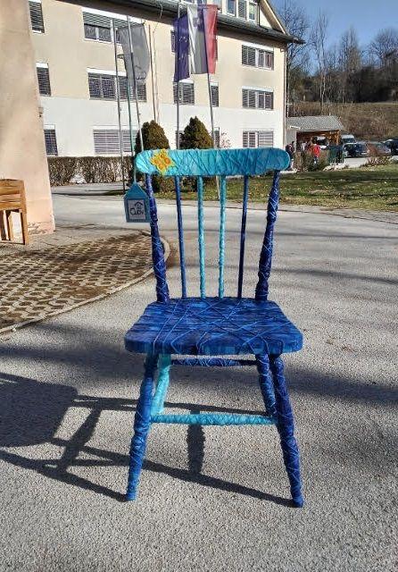 Moder stol