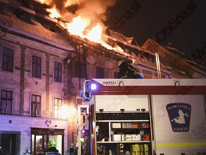 Požari v turističnih objektih
