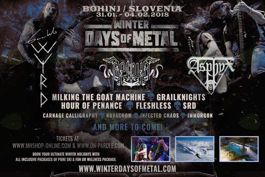 Metal days 2018