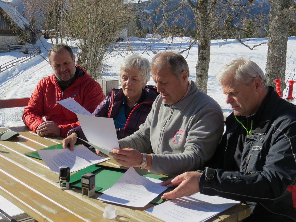 Podpis memoranduma, foto: Katarina Košnik