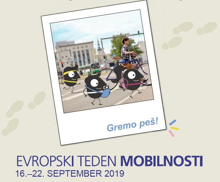 V Slovenj Gradcu v sklopu Evropskega tedna mobilnosti kopica aktivnosti