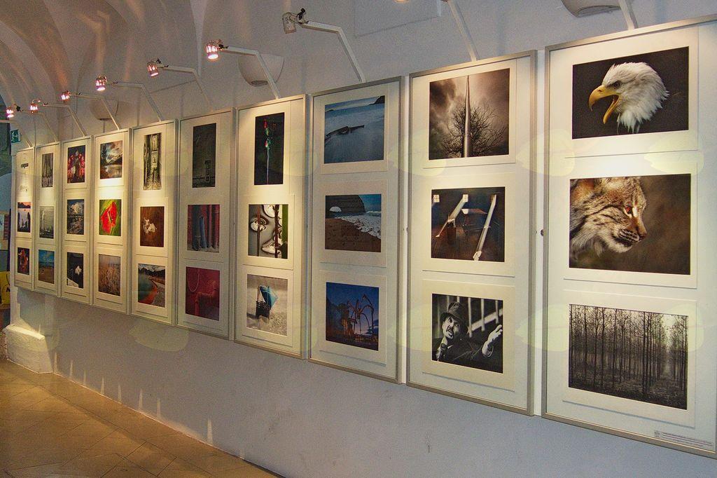 "Fotografska razstava ""Kluba amaterskih fotografov, Gradec"""