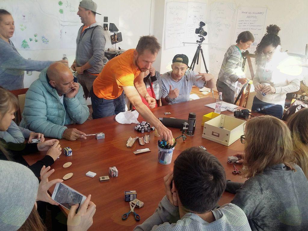 Mobilnost mladinskih delavcev na Madžarskem