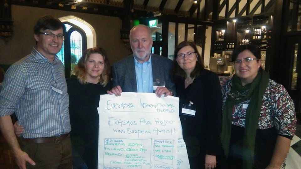 Nov dvoletni mednarodni projekt na Ljudski univerzi Radovljica