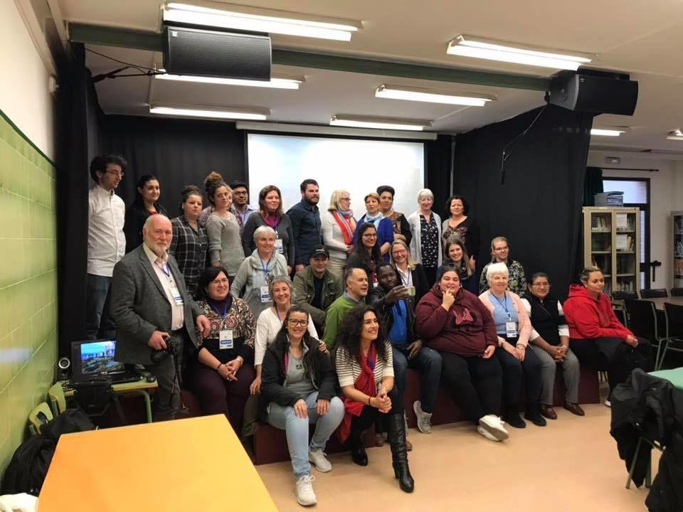 Mednarodni študijski obisk v Španiji