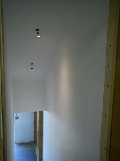 Beljenje hodnika