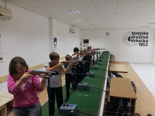 Nova generacija mladih strelcev