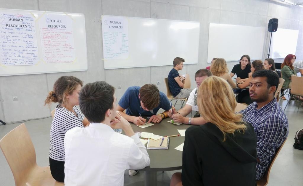 Poletna šola CREA  ponovno odprla svoja vrata
