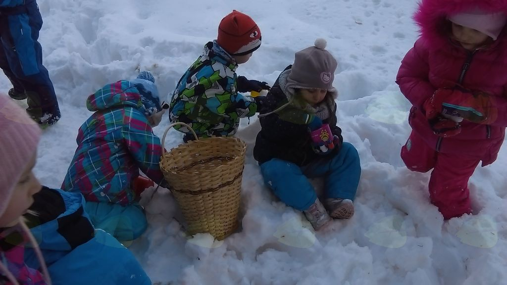 Radi imamo sneg