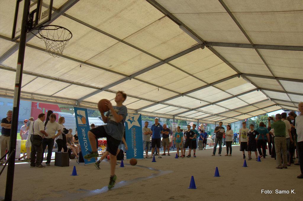 Košarkarji Košarkarskega kluba Vojnik (foto: Samo Kunej)