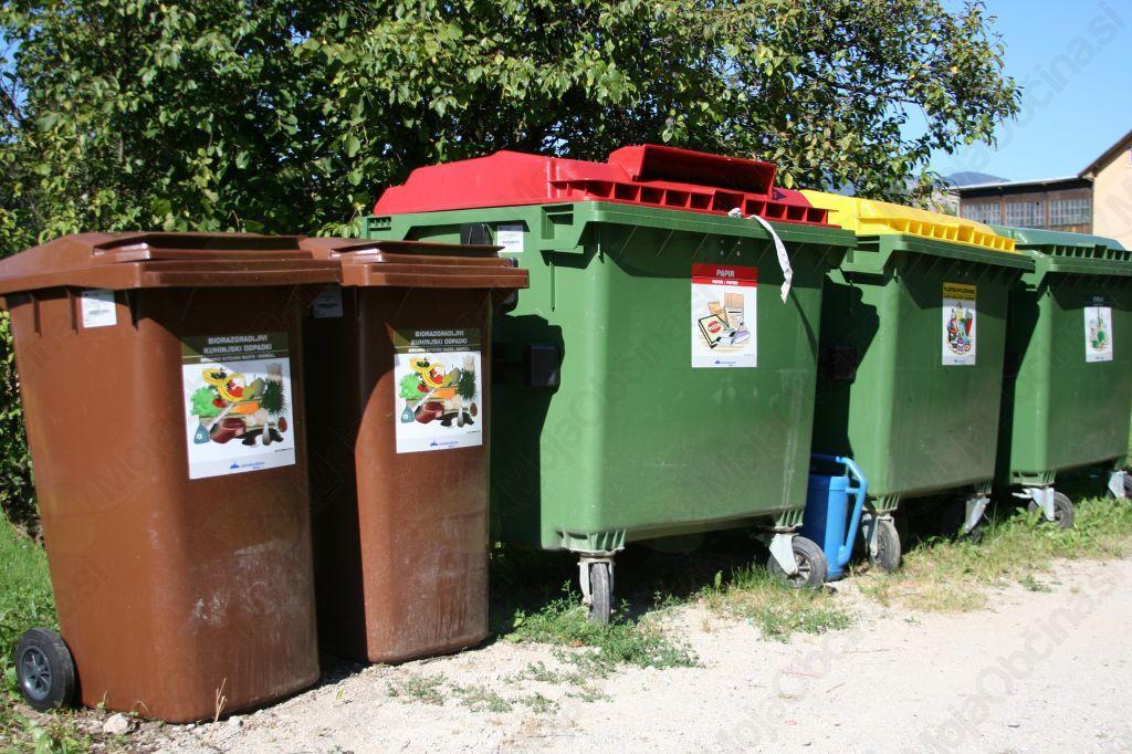 Spremenjen odvoz smeti zaradi praznikov