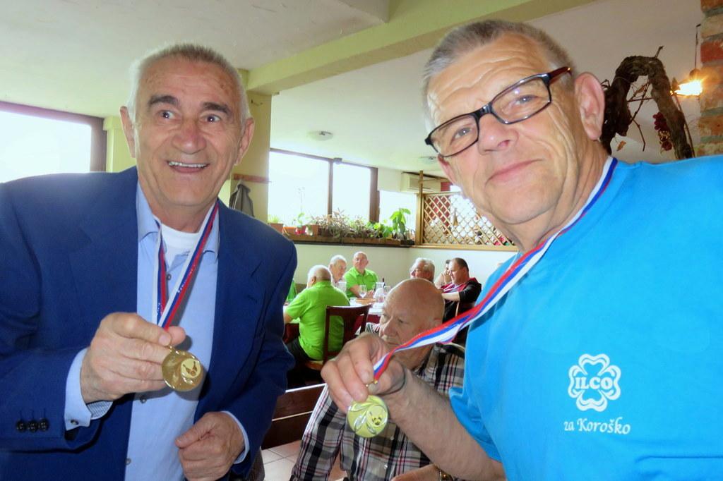 Redno mesečno srečanje članov Invalidskega društva ILCO za Koroško