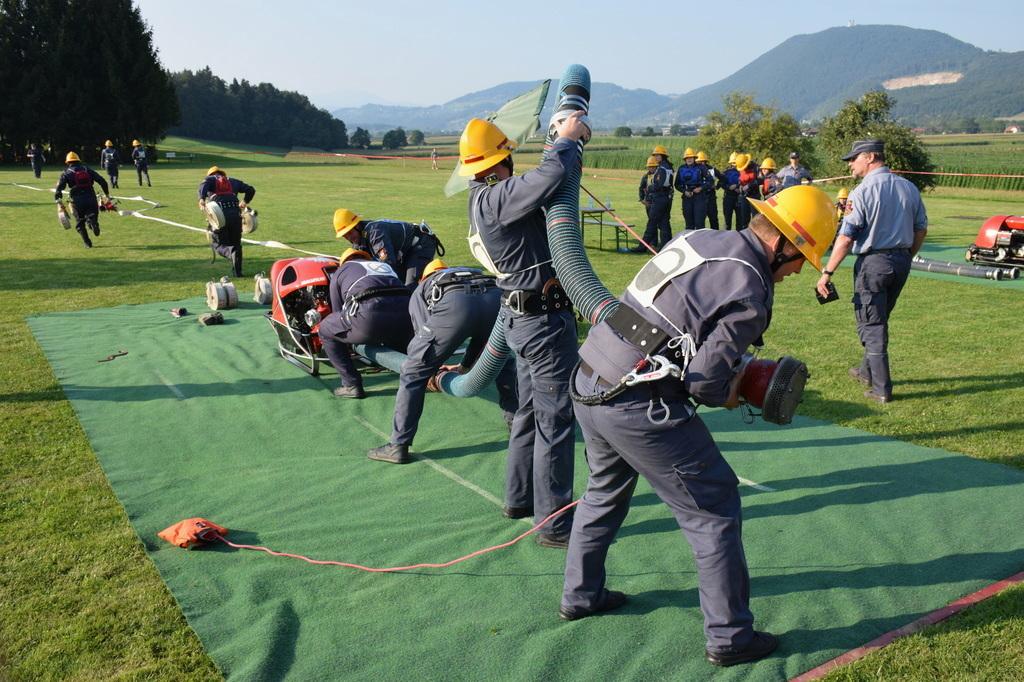 22. gasilsko tekmovanje za pokal hmeljske kobule v Braslovčah
