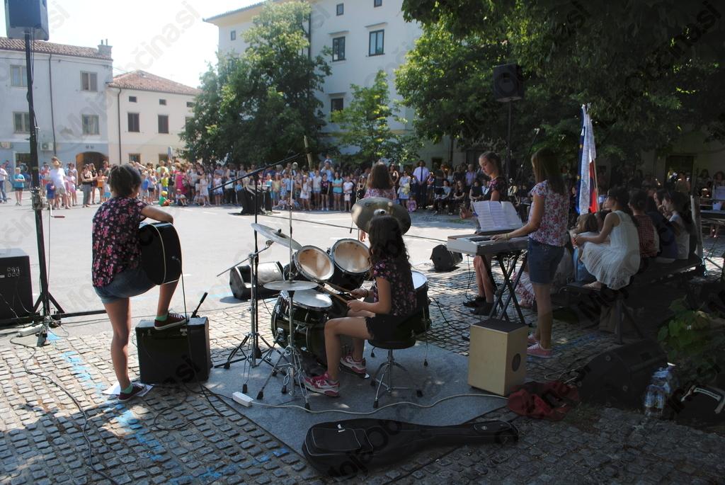 Ob 200-letnici glasbenega šolstva v Sloveniji