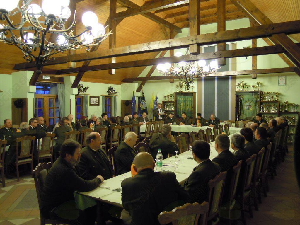 Redni letni občni zbor LD Oplotnica
