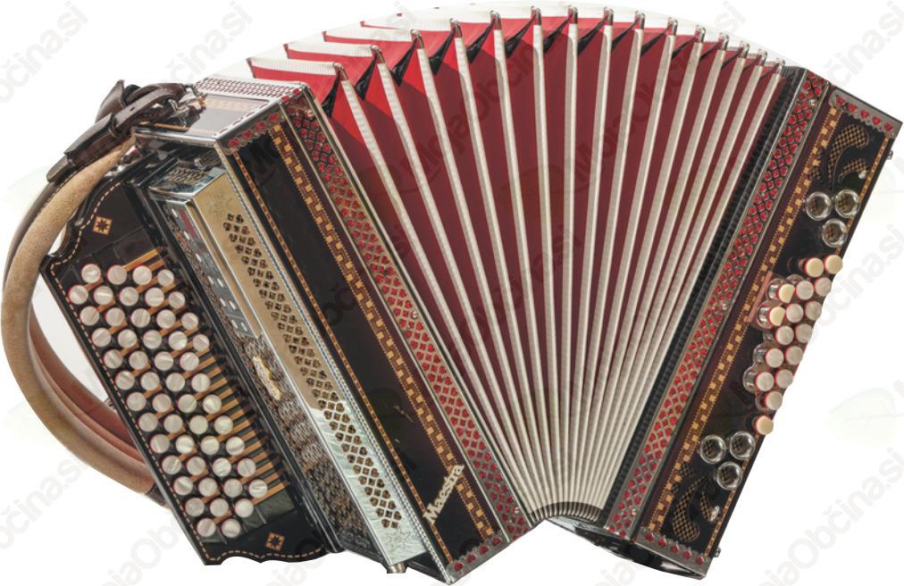 Prvenstvo harmonikarjev na diatonični harmoniki