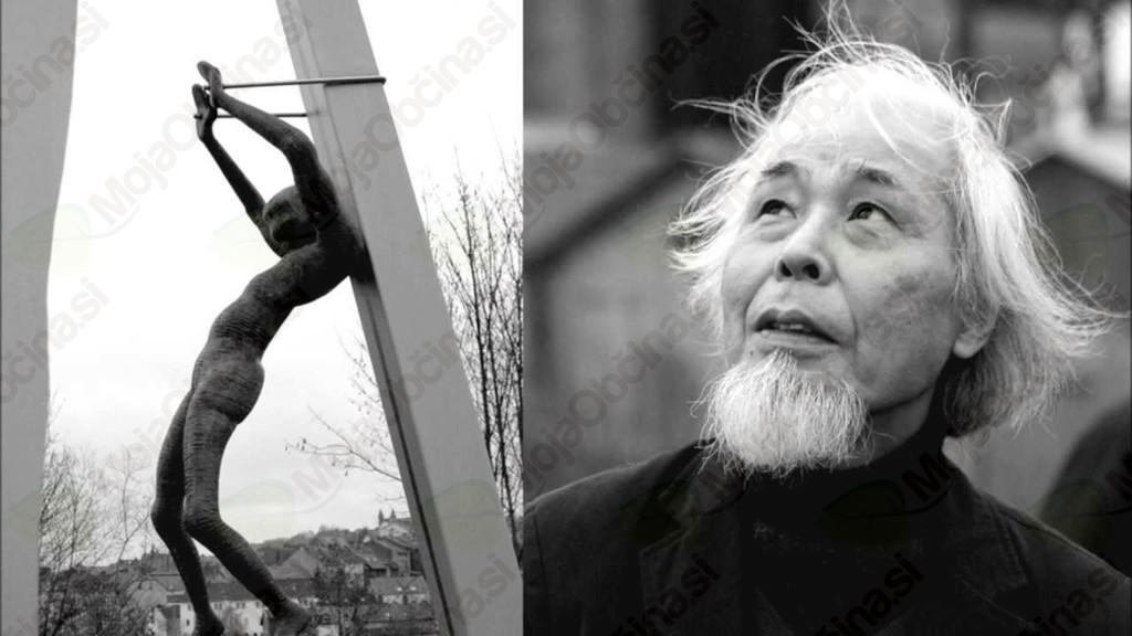 Japonski kipar Seiji Kimoto razstavlja v Tržiču