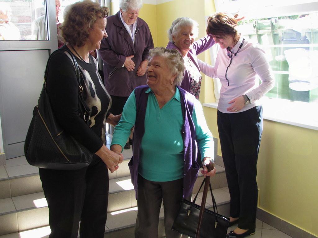 Pristno srečanje z našimi starejšimi sokrajani