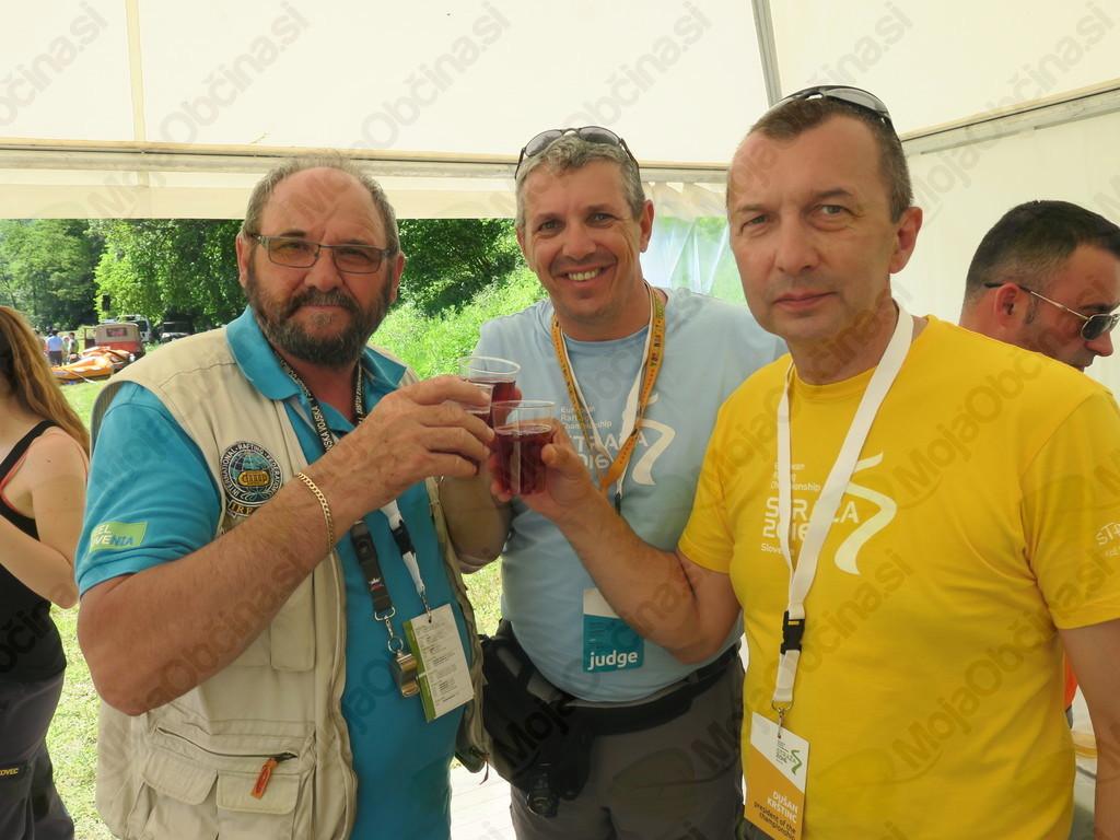 Čestitke za organizacijo  Foto.S.Mirtič
