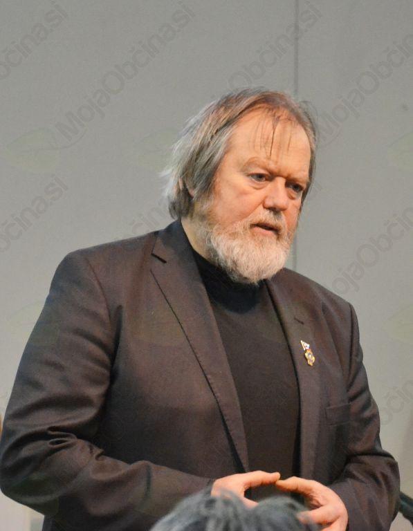 Župan Stojan Jakin